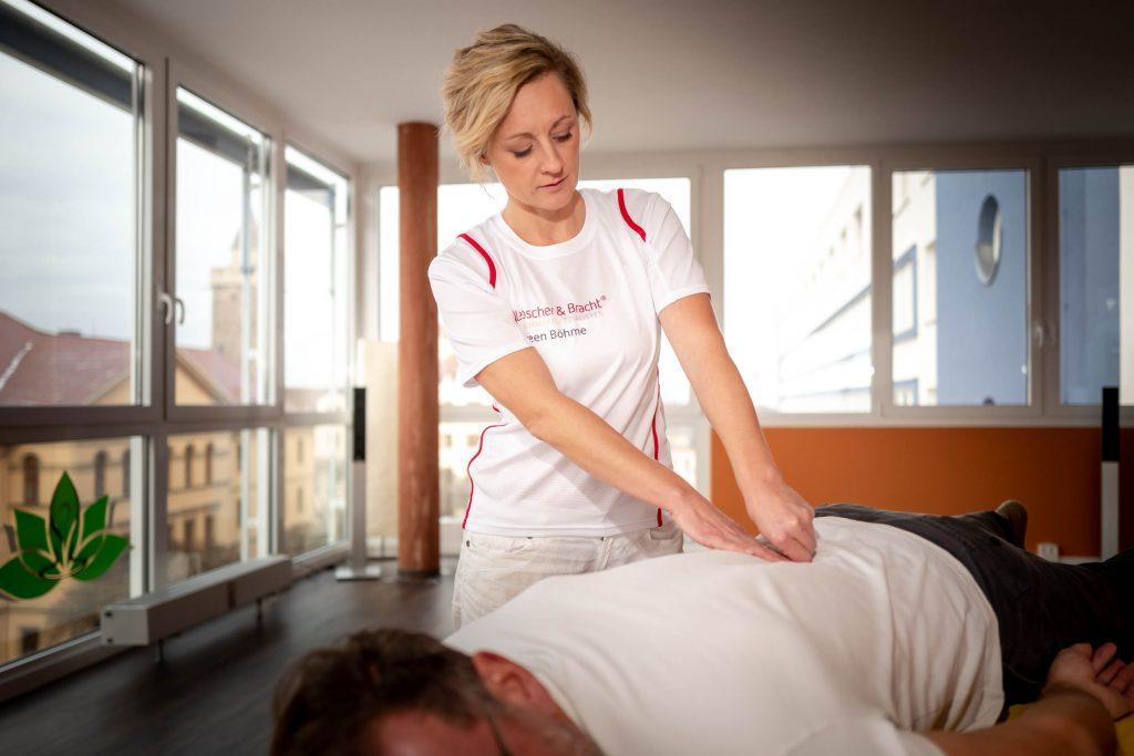 Schmerztherapie nach Liebscher und Bracht in Bautzen