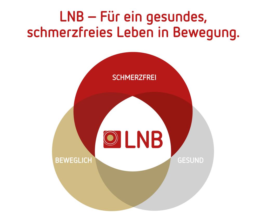 LNB Teilbereiche Schmerztherapie nach Liebscher und Bracht
